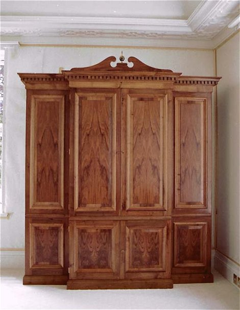 Stunning Solid walnut gentleman's wardrobes 470 x 606 · 52 kB · jpeg